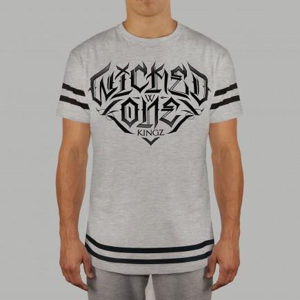 T-shirt Kingz Gris