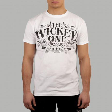 T-shirt Wonderworld Blanc