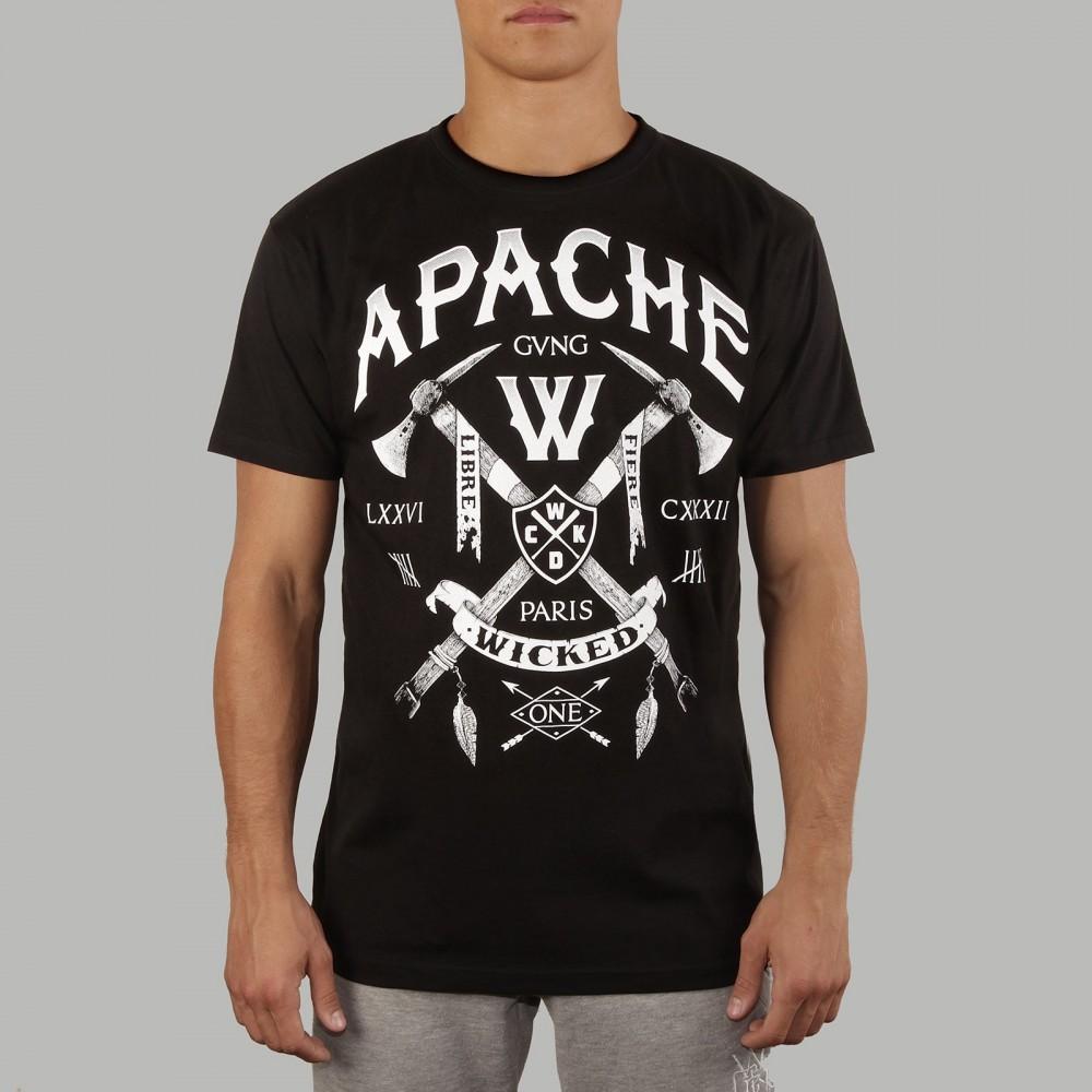 T-shirt Apache Noir