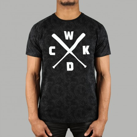 T-shirt Rikers Noir