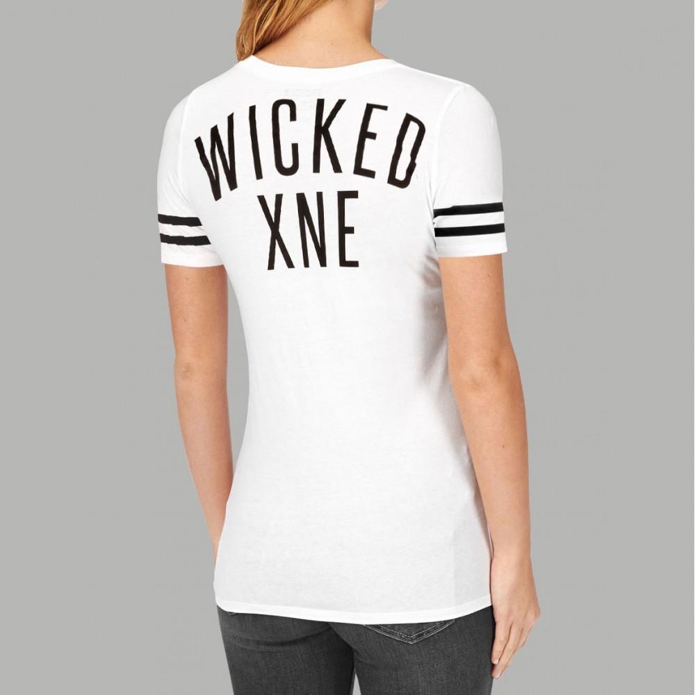 T-shirt Wax Blanc