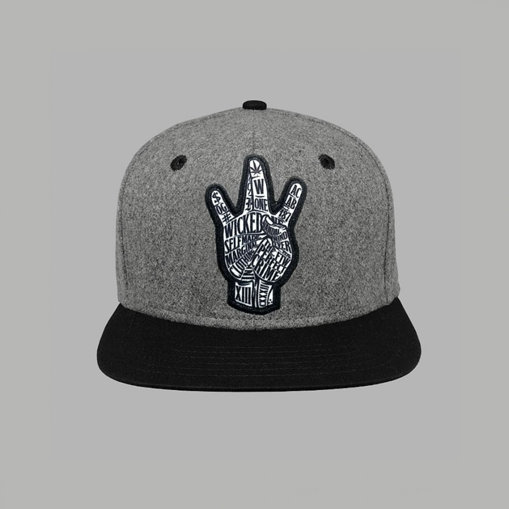 Snapback Hand Sign