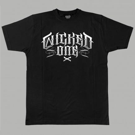 T-shirt Tony Truand Noir