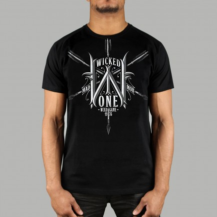 T-shirt Arrow Noir