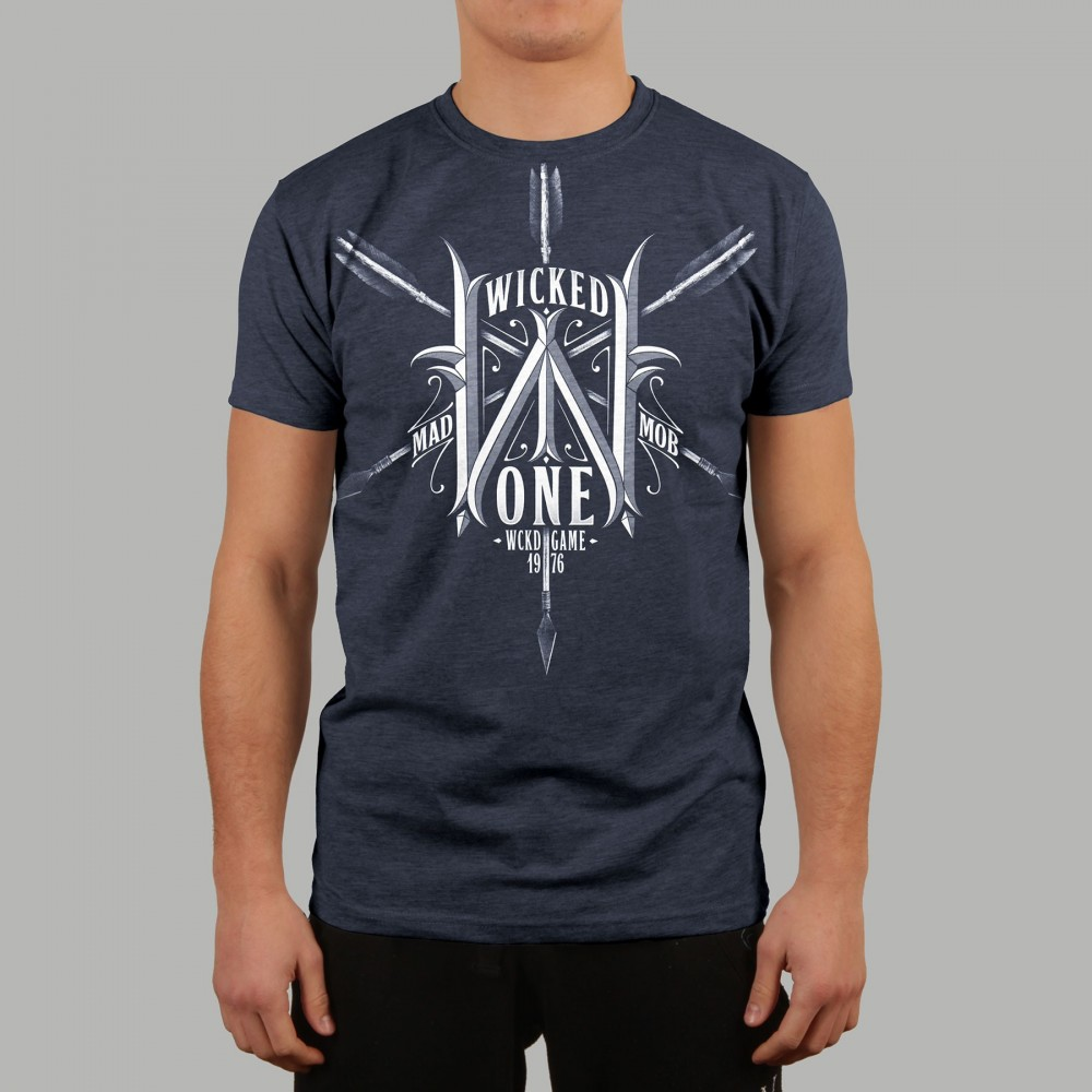 T-shirt Arrow Navy