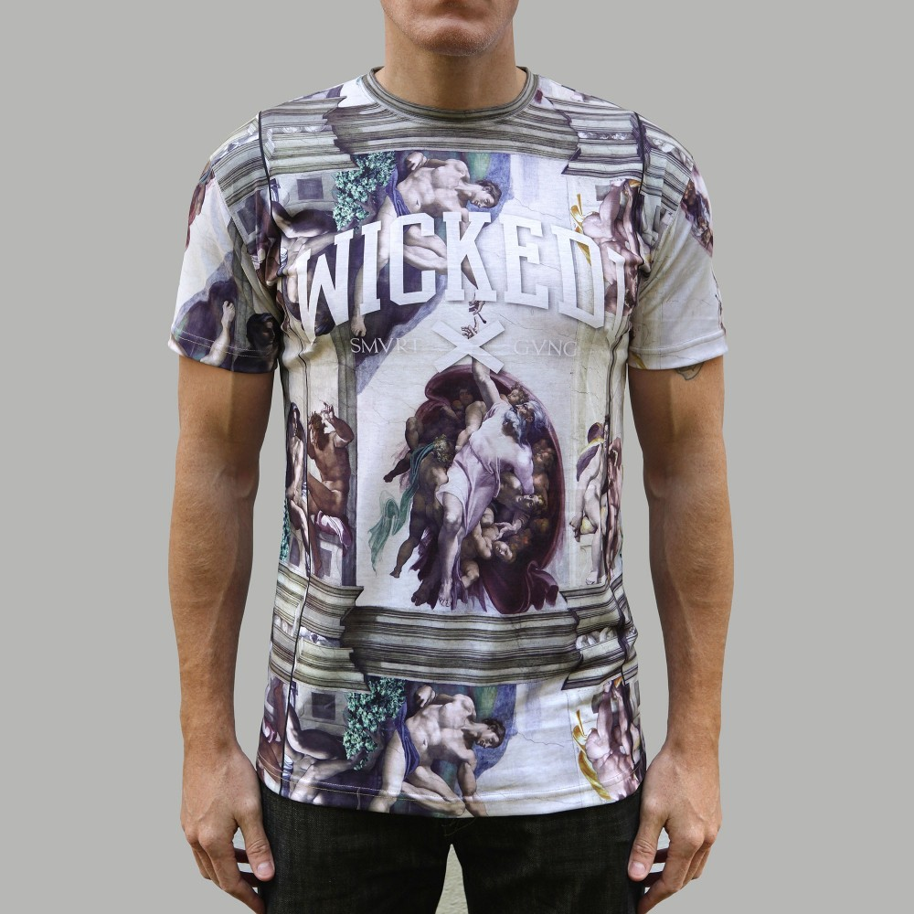 T-shirt Michelangelo