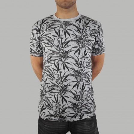 T-shirt Mary Jane Gris