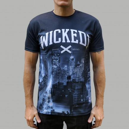 T-shirt Mad City