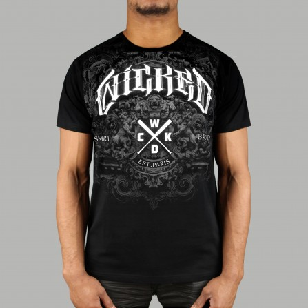 T-shirt Kingdom Noir