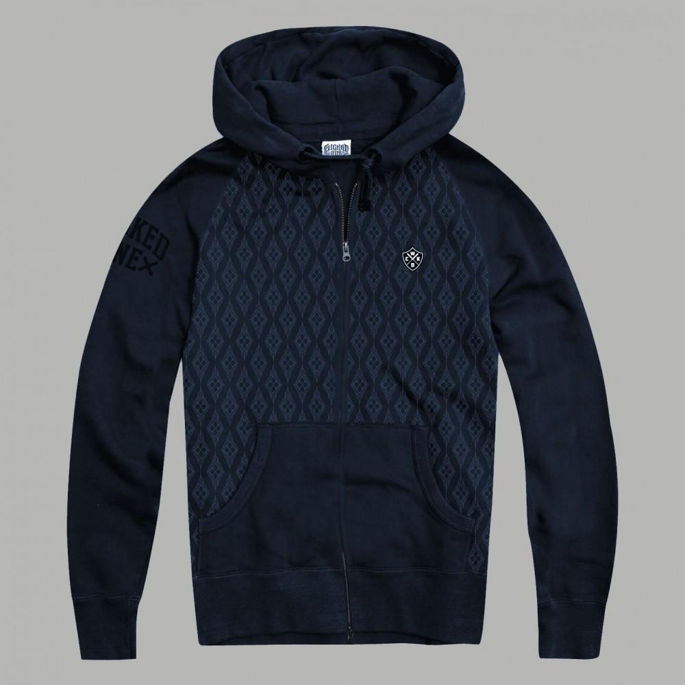 Bluza z kapturem Rising Navy