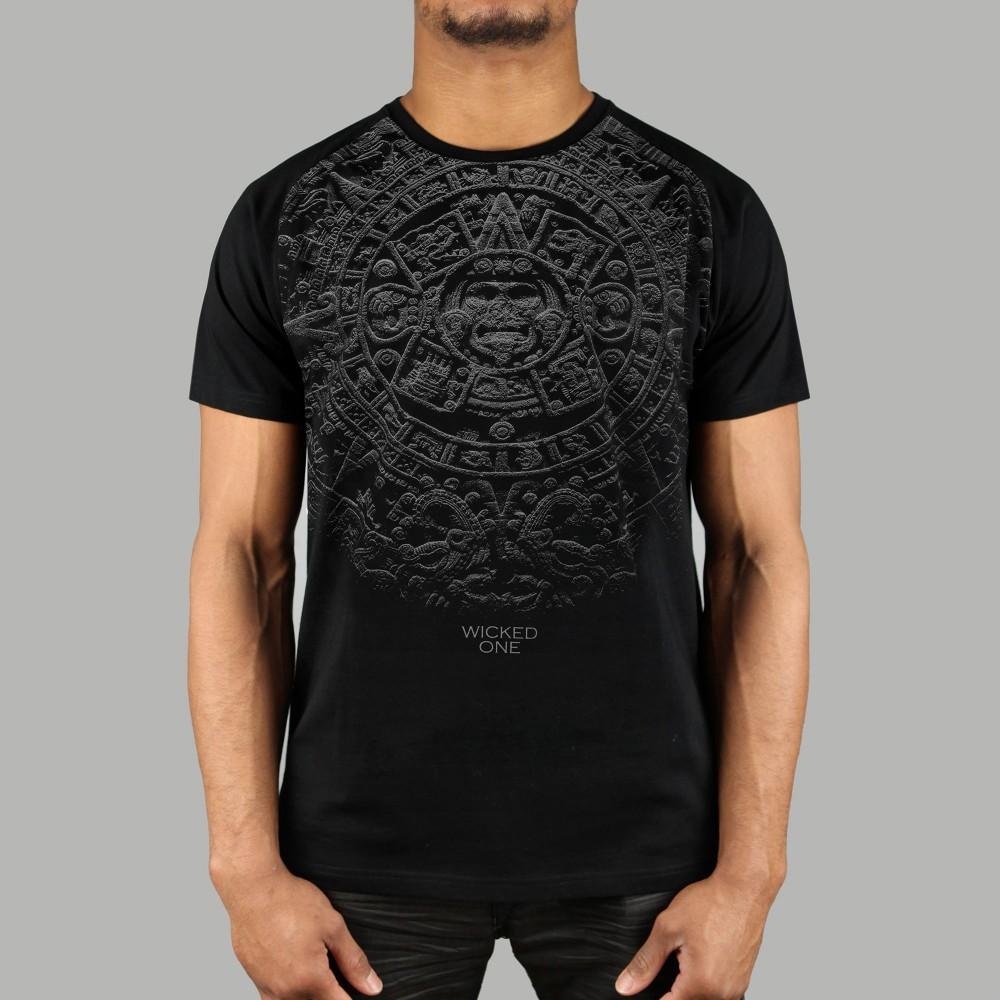 T-shirt Aztec Noir