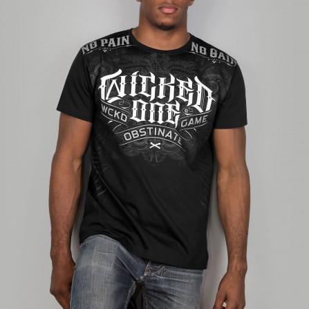 T-shirt Punish Noir