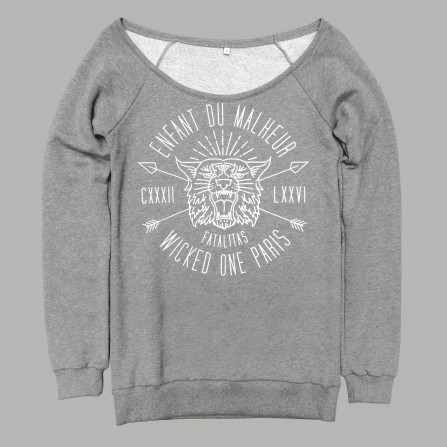 Sweat Fatalitas Gris